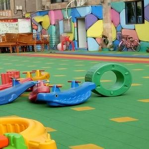 Kindergarden playground