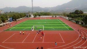 Stadium comfort 400m running track