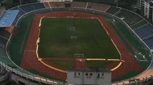 400m track in Nigeria