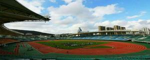AL Hassan Stadium Jordan