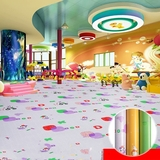 Kids Room Cartoon Vinyl Flooring (vinyl flooring)